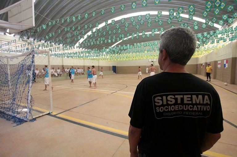 233 adolescentes cumprem medidas socioeducativas em Maringá