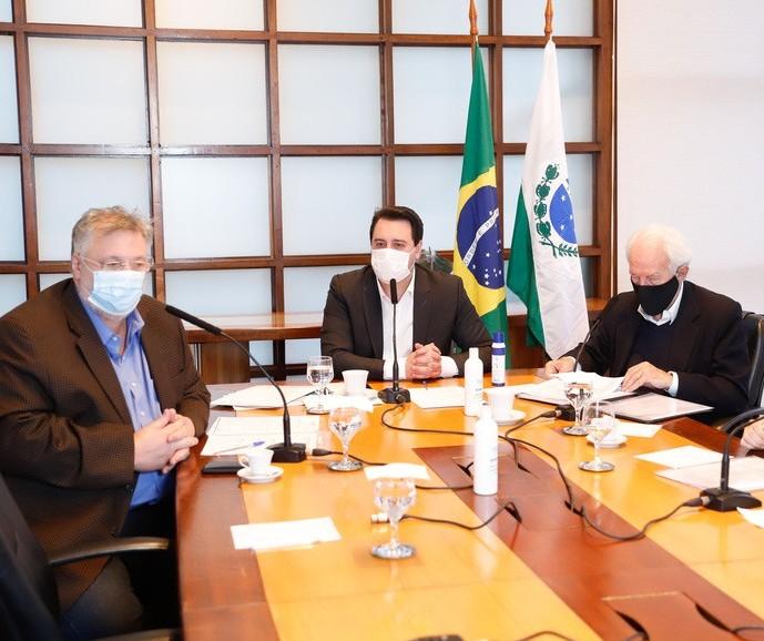 Ratinho Junior cria conselho estadual inspirado no Codem, de Maringá