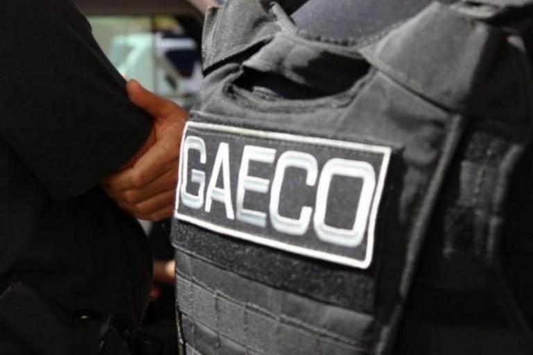 Dez cidades do noroeste são alvo de operação do Gaeco