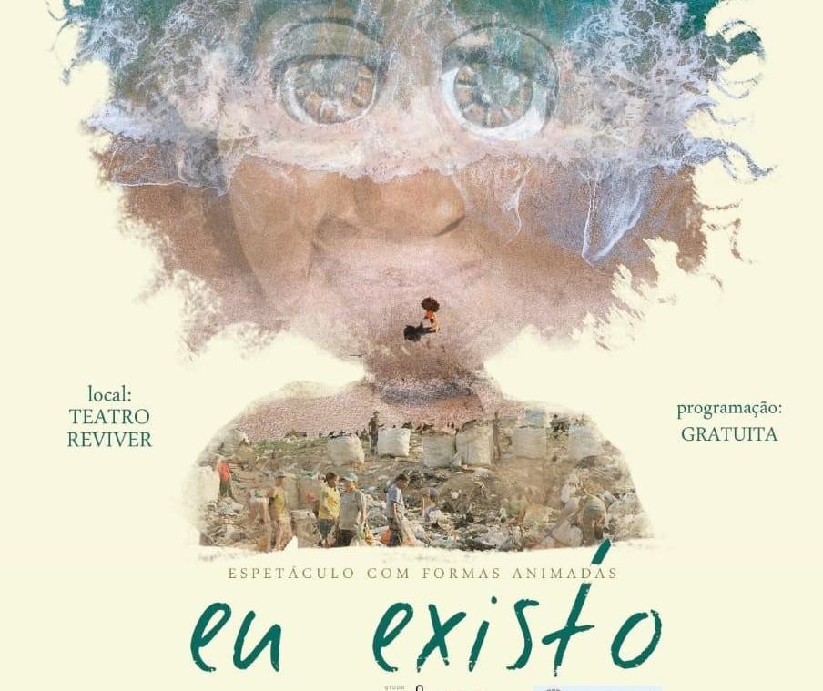 """Espetáculo """"Eu Existo"""" aborda história de criança em situação de rua"""