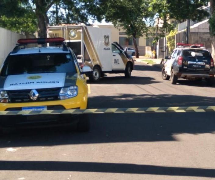 Maringá: Morador de rua é encontrado morto no Jardim Mandacaru, diz PM