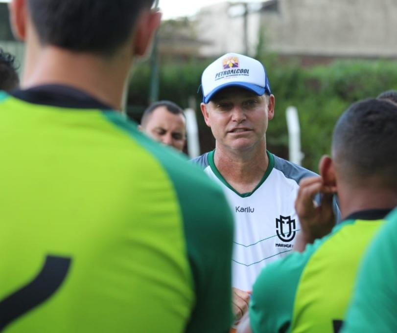 Só a vitória interessa ao Maringá FC