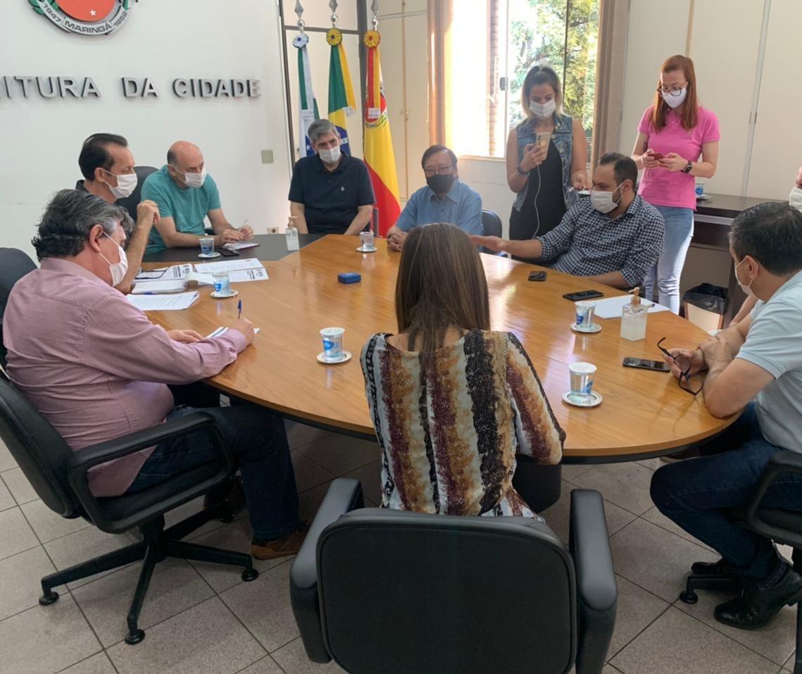 Reunião decide medidas  que vão constar em novo decreto