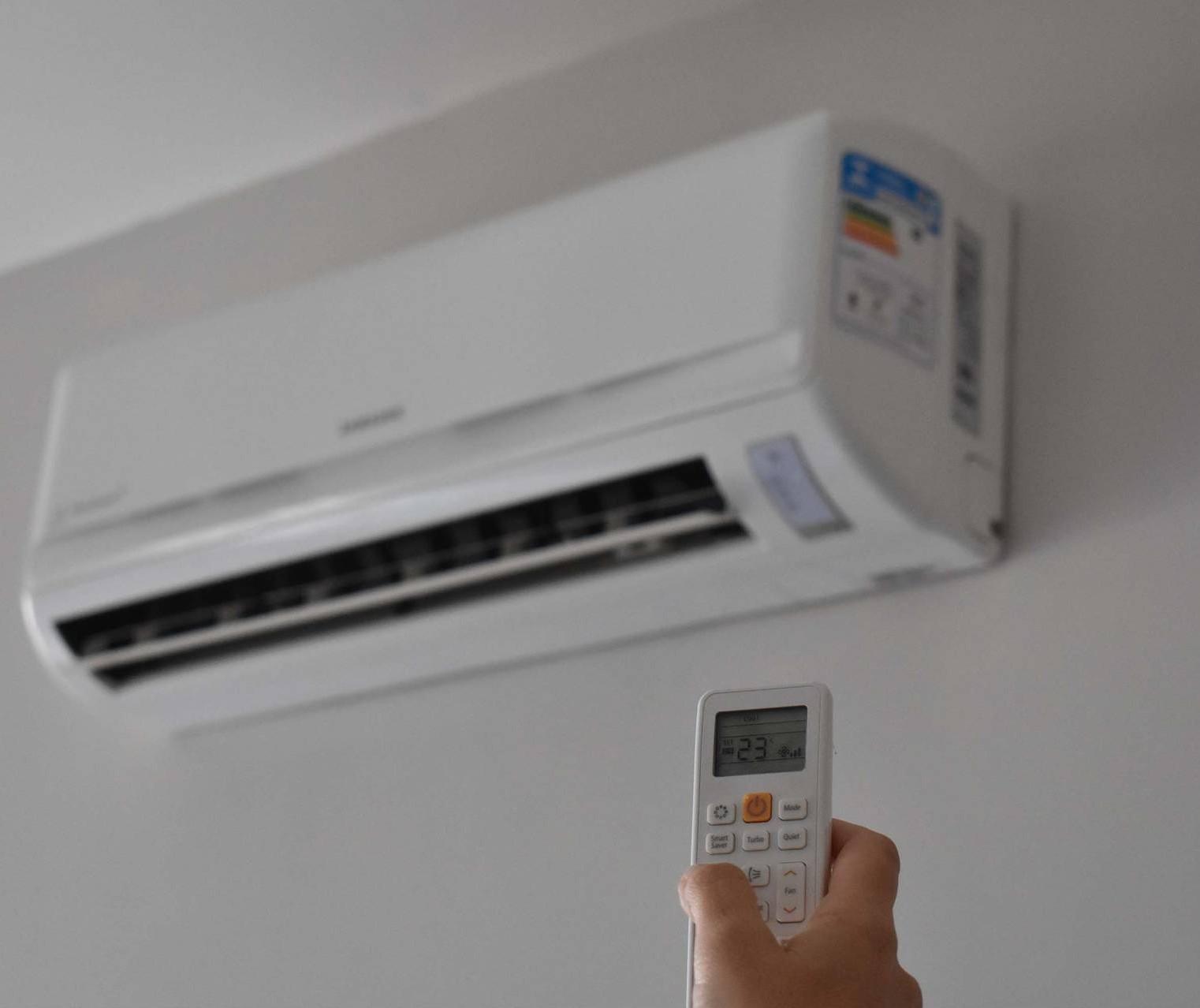 Copel tem 1.300 bônus para a troca de aparelhos de ar-condicionado
