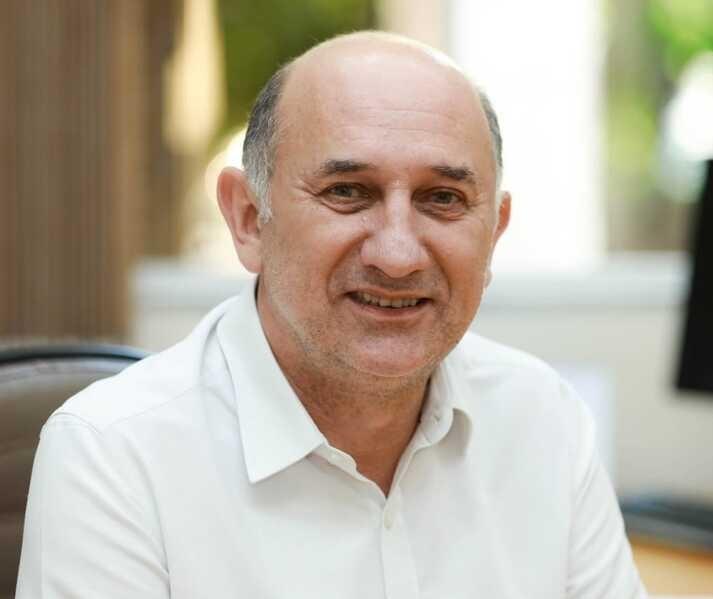 Edson Scabora, vice-prefeito de Maringá, testa positivo para Covid-19