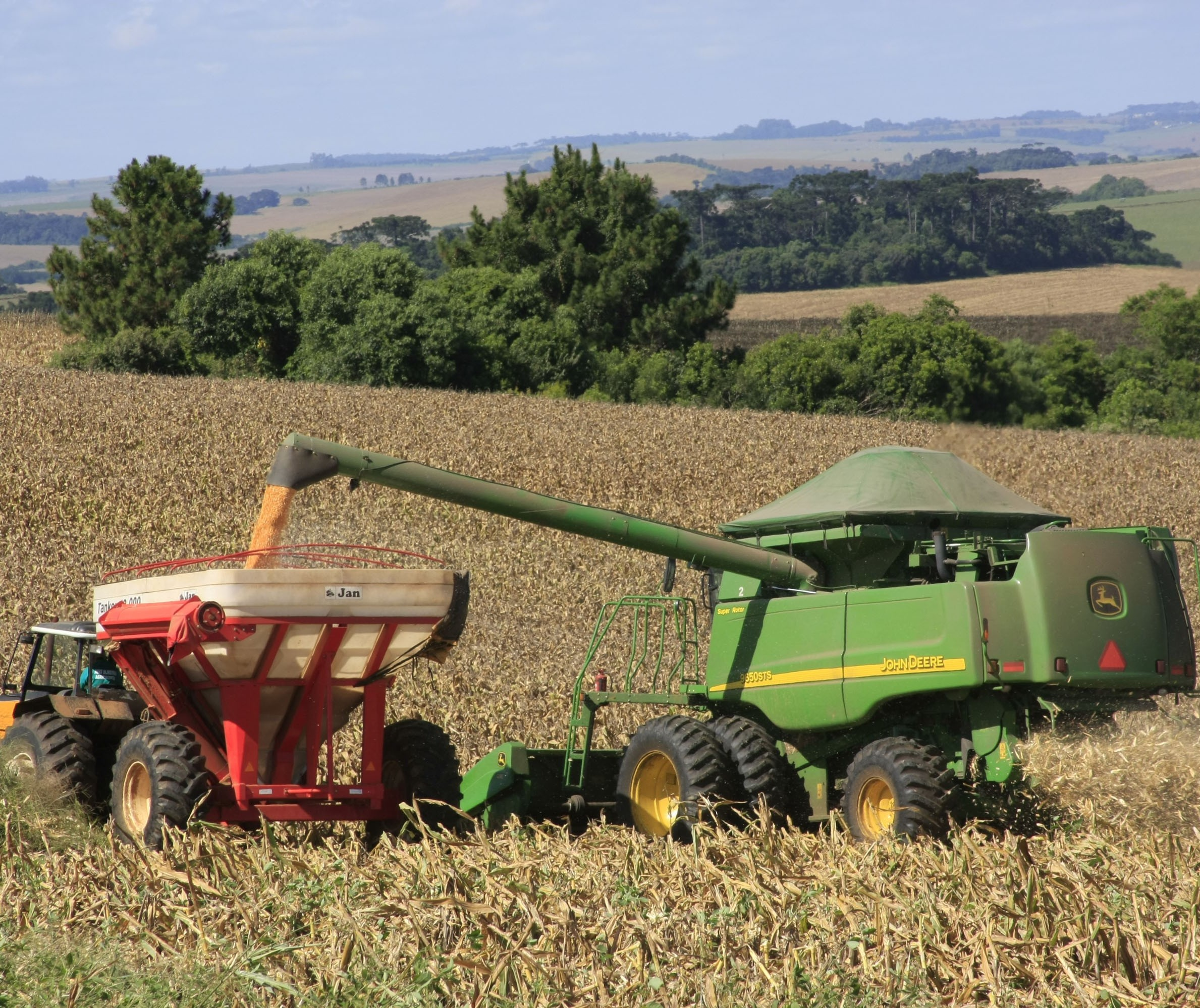 2018 deve ter colheita menor no Paraná