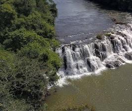 Retomadas as  buscas por mulher que desapareceu no Rio Pirapó