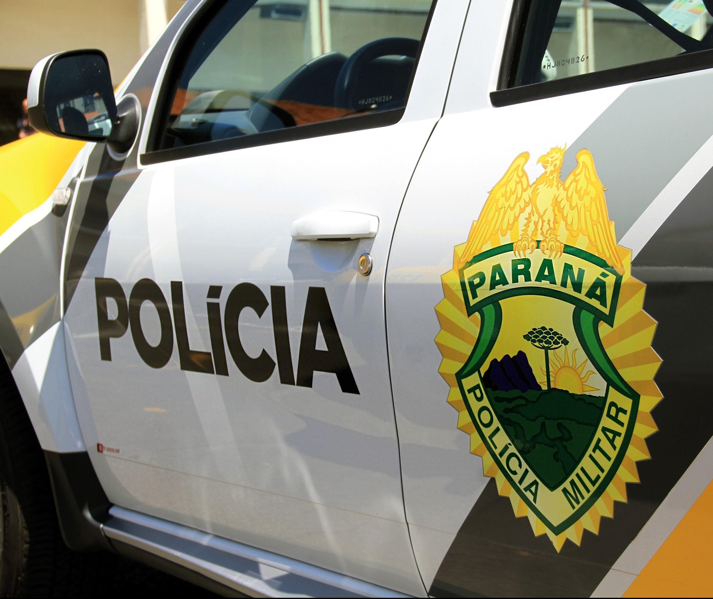 Trio rende oito pessoas em assalto em Marialva
