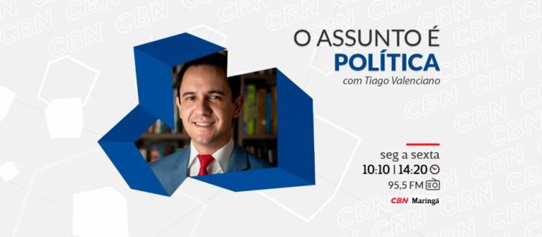 Cotas raciais e volta as aulas foram temas do O Assunto é Política, com Tiago Valenciano e Reginaldo Dias