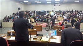 Aumento de vereadores volta a provocar polêmica na Câmara