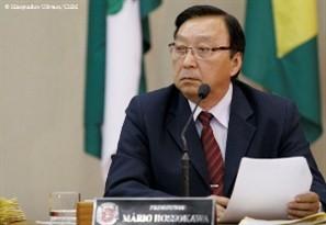 Presidente da Câmara se diz enganado e volta atrás em projeto das casas geminadas