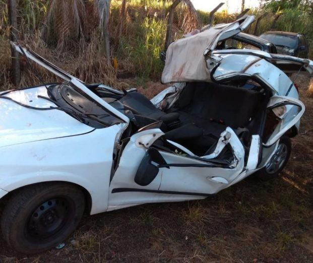 Acidente na PR-182, em Loanda, mata três pessoas