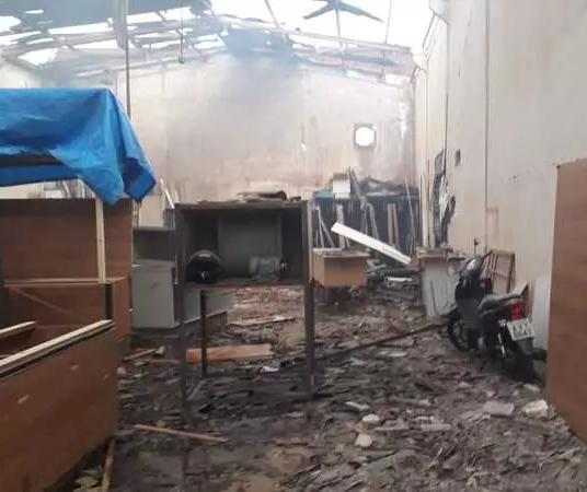 Laudo aponta falha em cilindro de oxigênio que causou explosões em Maringá