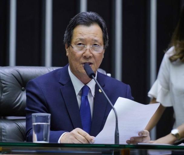 """""""Ministério perde com saída de Moro"""", diz deputado federal Luiz Nishimori"""