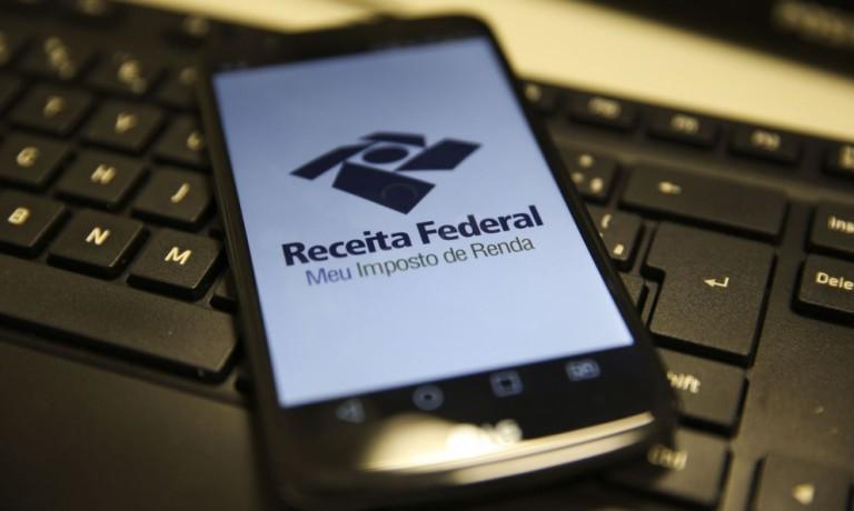 Contribuintes declararam mais que o esperado à Receita Federal
