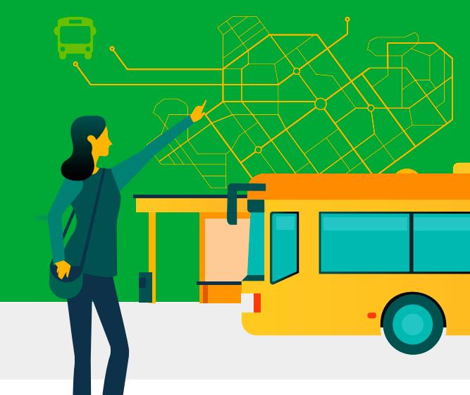 Como ter um transporte publico eficiente, barato e com qualidade na sua cidade