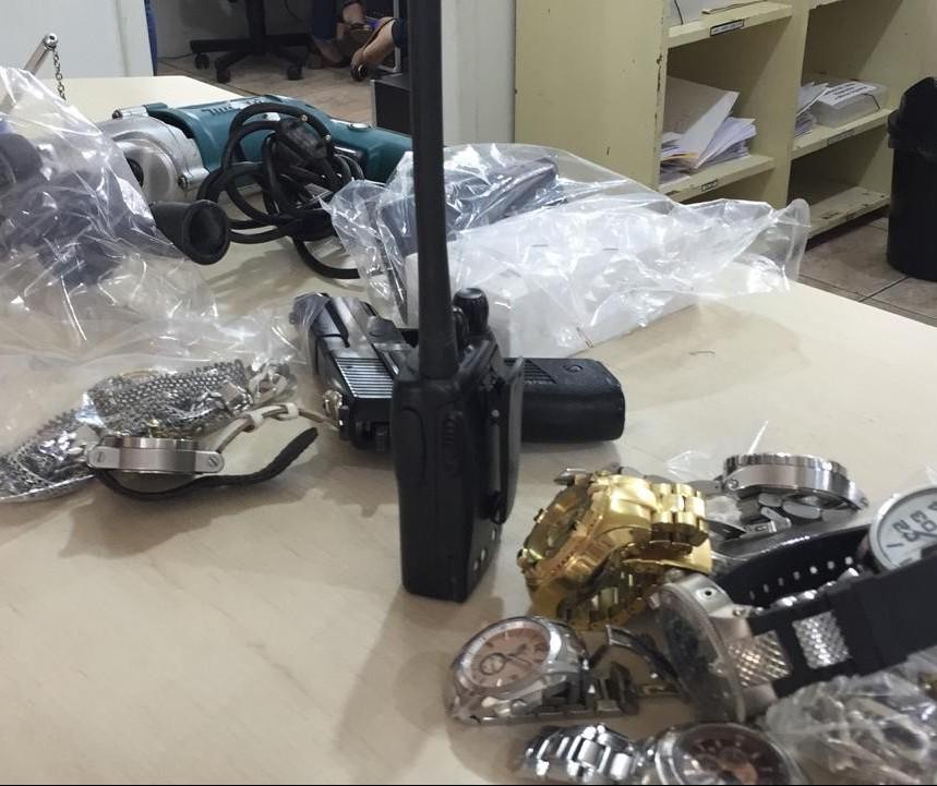 Segurança do Fórum é preso acusado de furtar objetos de processos criminais