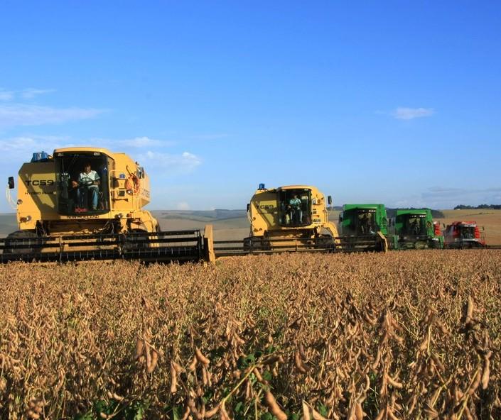 PIB do agronegócio do Brasil cresce 5,26% no 1º semestre, diz CNA