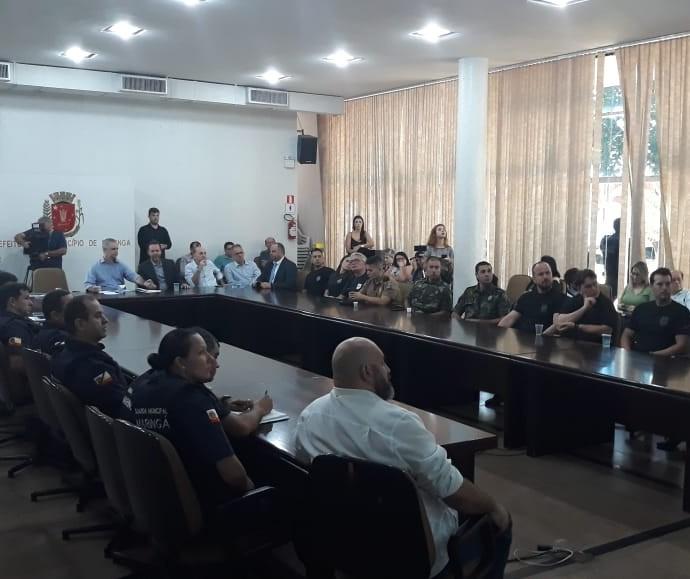 Taxa de homicídios em Maringá é de 5,67 por 100 mil habitantes