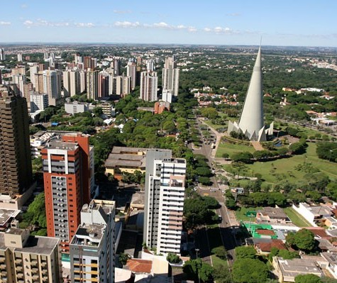 Crescimento de quase 1,6% em Maringá supera taxas do Paraná e Brasil