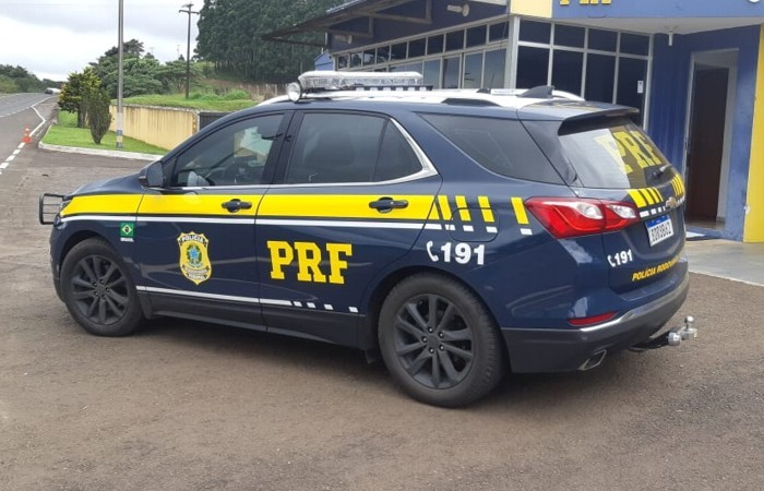 PRF registra cinco acidentes sem mortes na região de Maringá