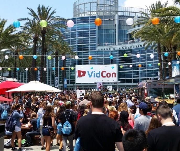 Conferência reúne criadores e representantes de vídeos online