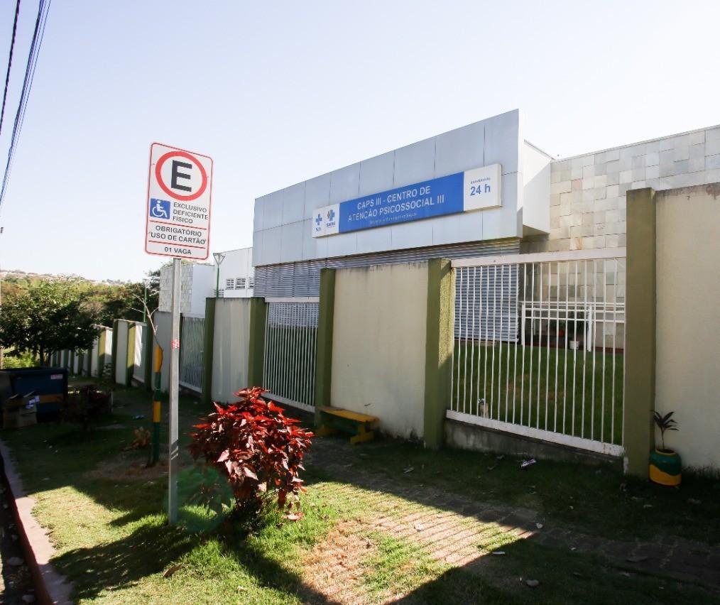 Leitos de psiquiatria são transferidos para o Caps III em Maringá