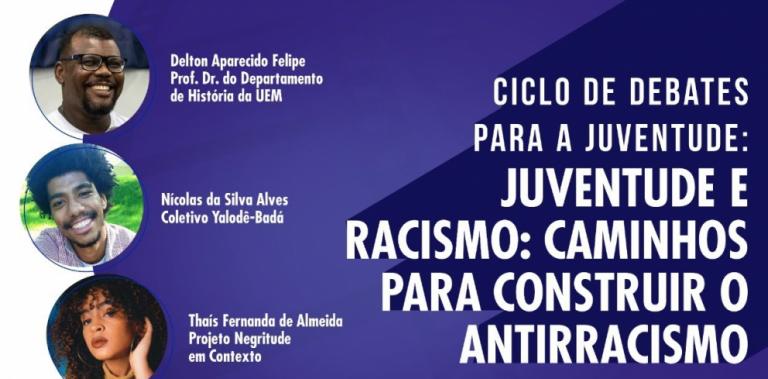 Gerência da Juventude de Maringá discute racismo