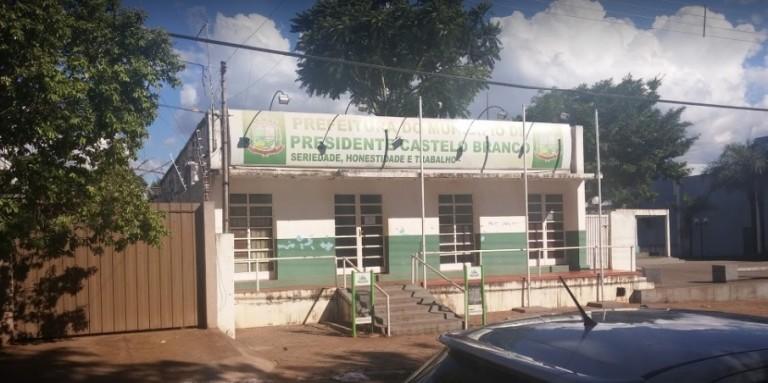 Computadores da Prefeitura de Presidente Castelo Branco são furtados