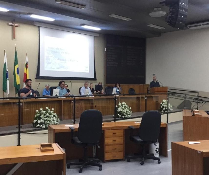 Plano de Arborização de Maringá é discutido em audiência pública