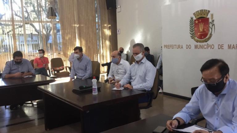 Entidades lançam comissão para retomada da economia em Maringá