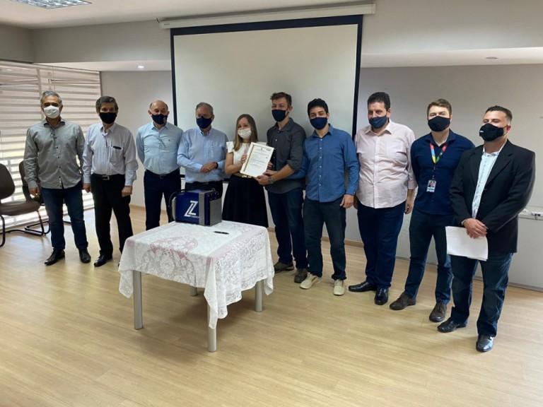 Startup da Incubadora Tecnológica de Maringá recebe patente verde do Inpi