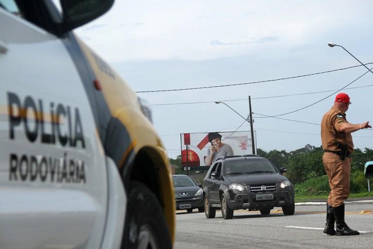 Durante operação, Polícia Rodoviária Estadual registrou duas mortes