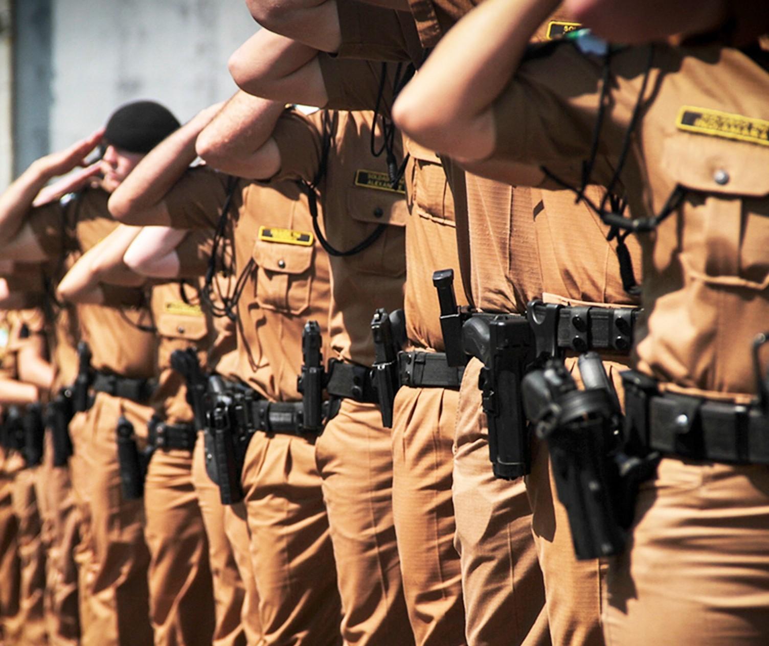 Polícias civil e militar terão concurso no Paraná, diz governador