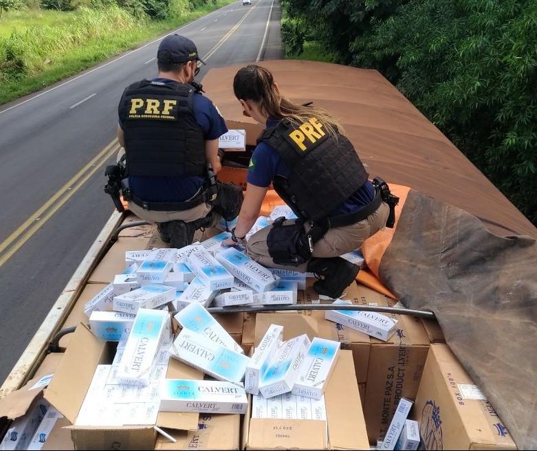 PRF apreendeu mais de 16 toneladas de drogas este ano