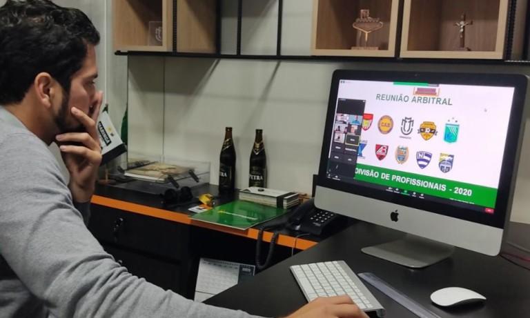Maringá FC aguarda decreto autorizando o futebol na cidade