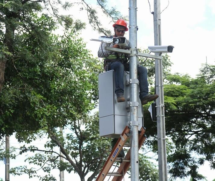 Prefeitura assina convênio e Colombo vai ganhar radares em até 4 meses