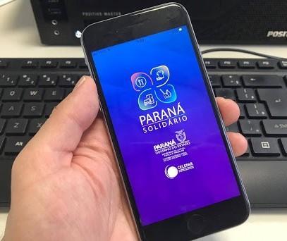Entidades recebem doações na pandemia por meio do Paraná Solidário