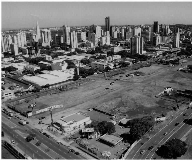 História do Novo Centro de Maringá é apresentada em exposição