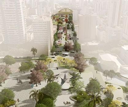 Novo Eixo Monumental de Maringá é debatido em audiência pública