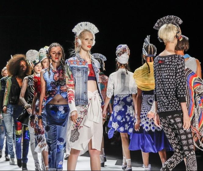 Brasileiras são o destaque do NY Fashion Week