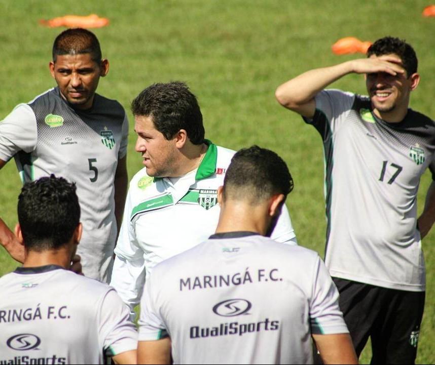 Maringá FC busca em casa a primeira vitória no Paranaense