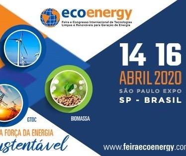 Ecoenergy vai debater questões imprescindíveis ao desenvolvimento de energias renováveis
