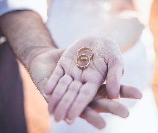 Número de casamentos cai 75% durante isolamento