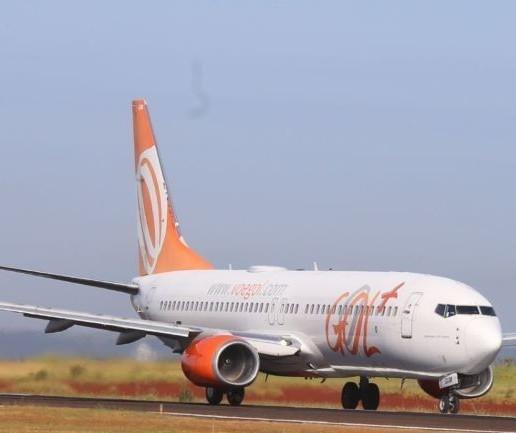 Companhia aérea suspende um dos horários de voo para São Paulo