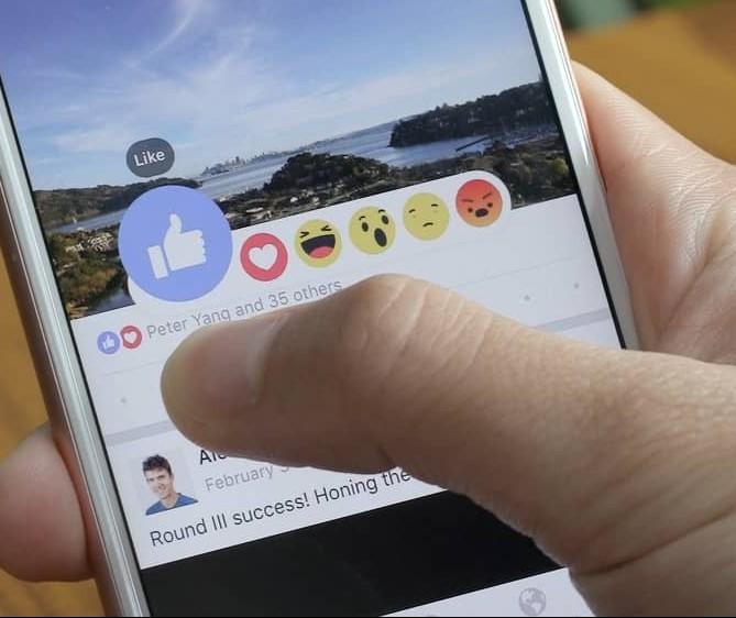 Facebook querendo remover a contagem de likes nos posts?