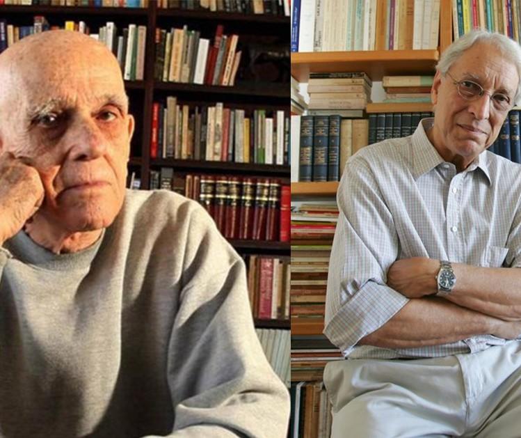 Na mesma semana, dois grandes escritores morrem no Brasil