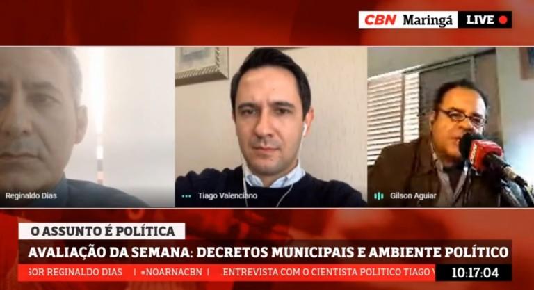 Avaliação da Semana: Decretos municipais e o ambiente político