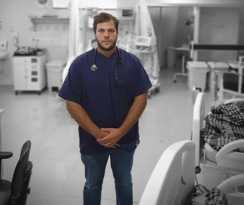 Covid-19: Médicos de Maringá se afastam das famílias para protegê-las