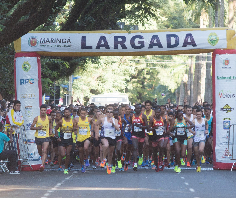 Prefeitura abre mais 1.100 vagas para Prova Rústica Tiradentes